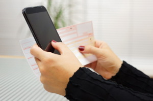 mobile bill payment and mobile payment processing