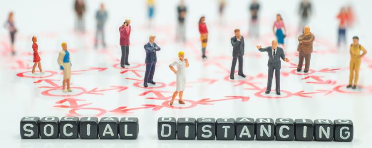 Social Distancing Blog Image