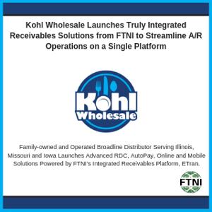 Kohl Wholesale PR Image