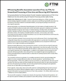 MPowering Benefits PR TN