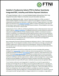 Saladino's PR-TN