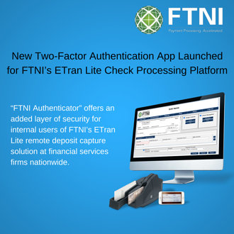 FTNI Authenticator PR Social Image