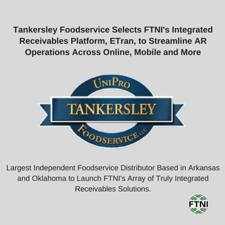 Integrated Receivables Press Release | FTNI and Tankersley Foodservice