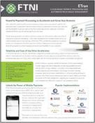 Integrated Receivables - ETran | FTNI