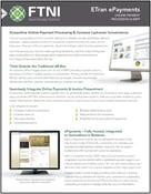 Online Payments - ePayments   FTNI