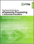 Insurance Payment Processing eBook | FTNI