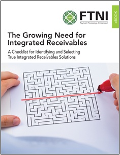 Integrated Receivables eBook Cover | FTNI