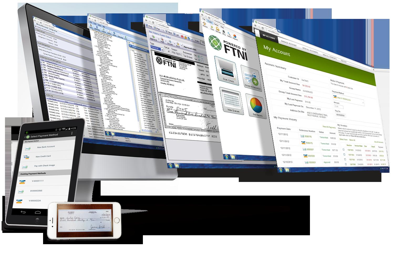ETran Online Payments Interfaces   FTNI