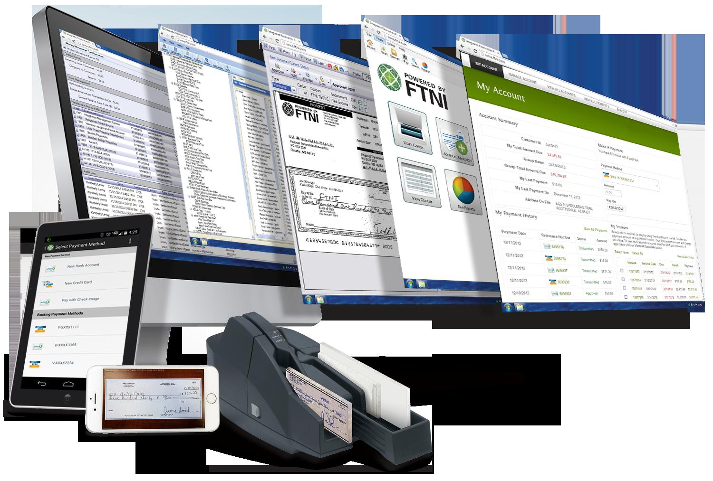 Multi-Layered Integrated Receivables Graphic | FTNI