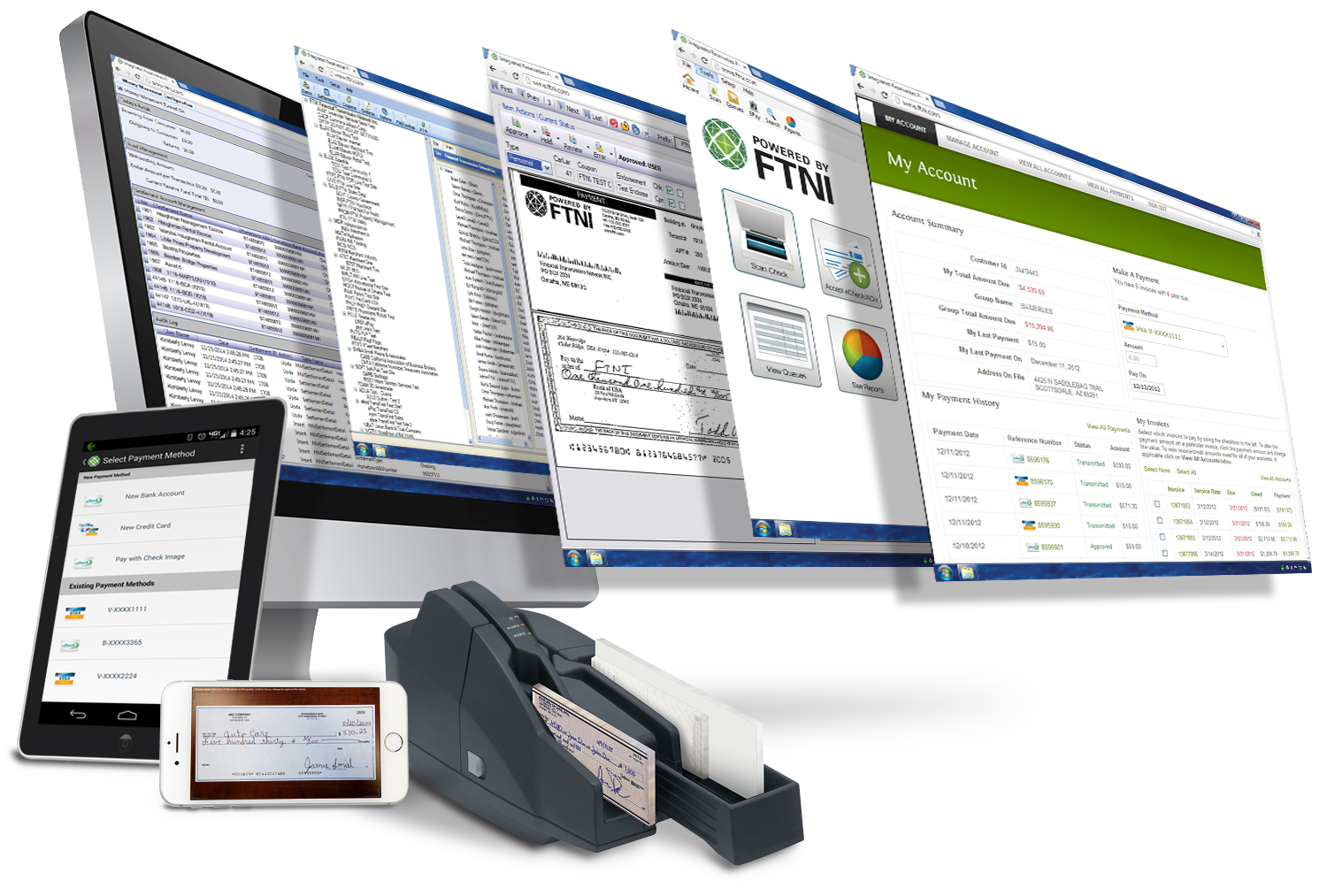 Integrated Receivables and EIPP Solutions | FTNI