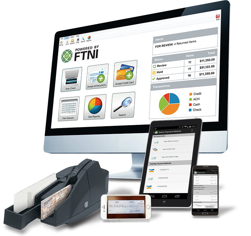 Integrated Receivables - Straight-Through Processing Software | FTNI
