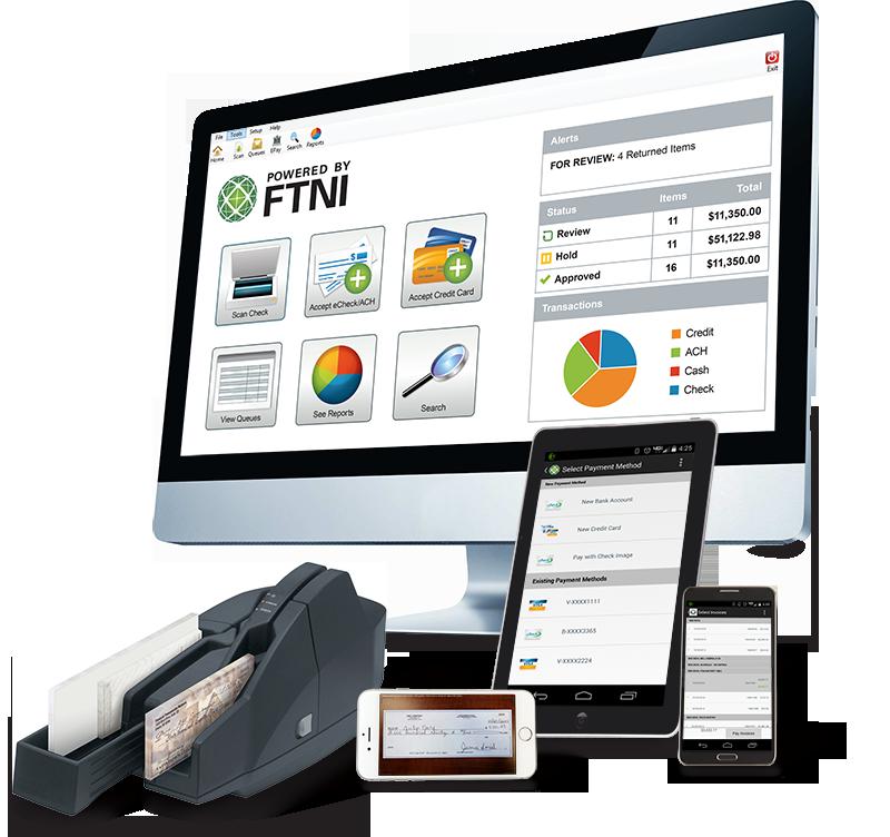 Integrated Receivables Hub | ETran | FTNI