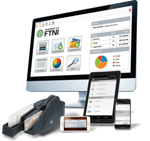 Integrated Receivables Hub | ETran by FTNI