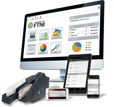 Integrated Receivables Hub - ETran - FTNI