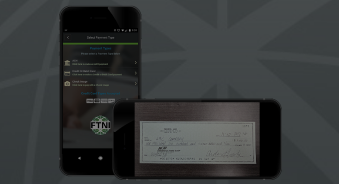 Mobile Payments Demo Image